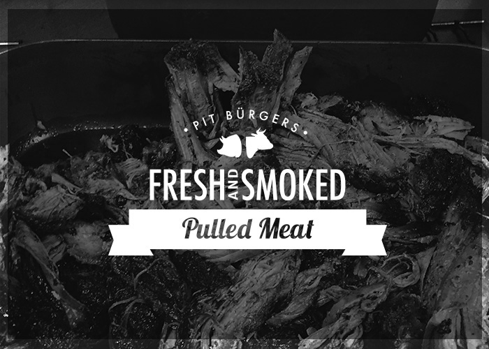 FRESH AND SMOKED Pulled Meat