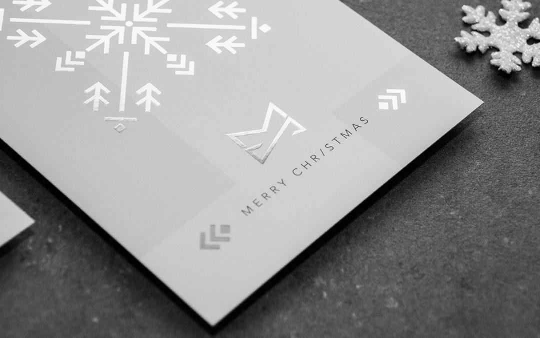 Weihnachtskarte 2018
