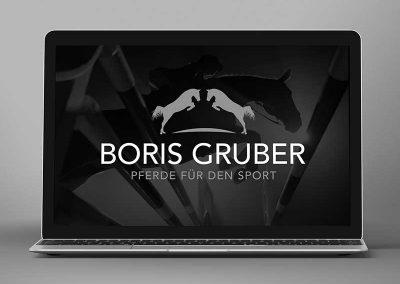 Boris Gruber Pferdezucht